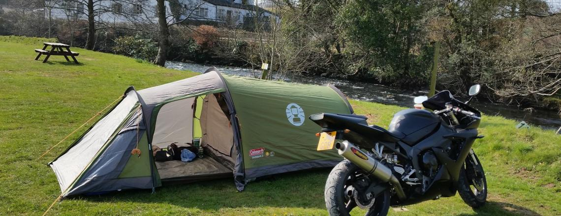Camping In Cumbria Lake District Scafell Pike